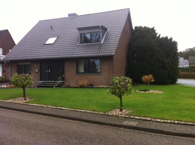 Zweifamilienhaus in Kleve-Donsbrüggen zu verkaufen----Reine Kapitalanlage