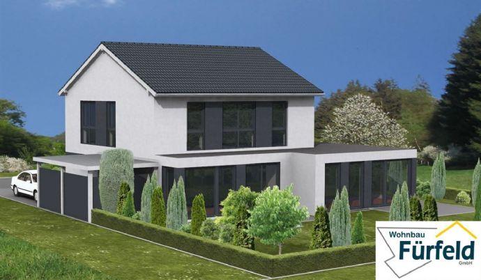 Neubau Einfamilienhaus mit Einliegerwohnung