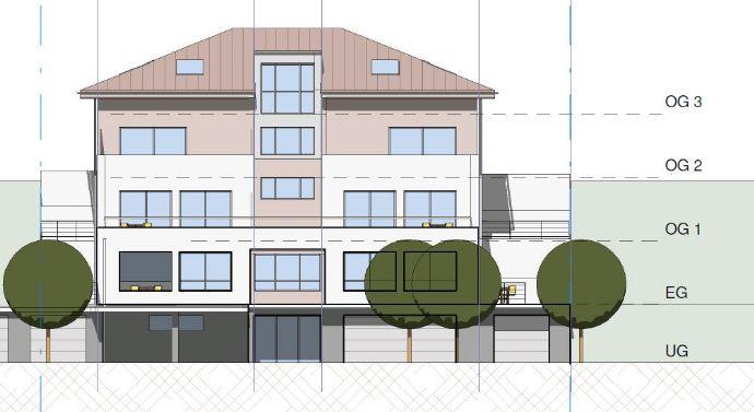 Neubau in Hausach! *** 2-Zimmer-Wohnung