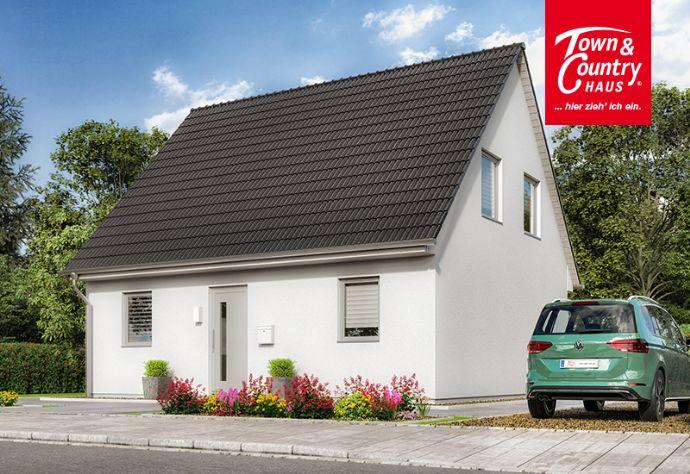 Ihr Familienhaus mit praktischen Grundriss - vor den Toren Leipzigs