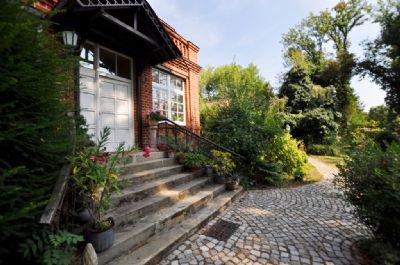 Naturnahes Wohnen in historischer Villa