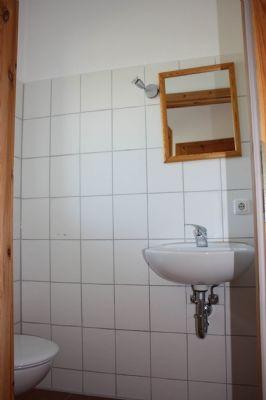 ... helles Gäste WC