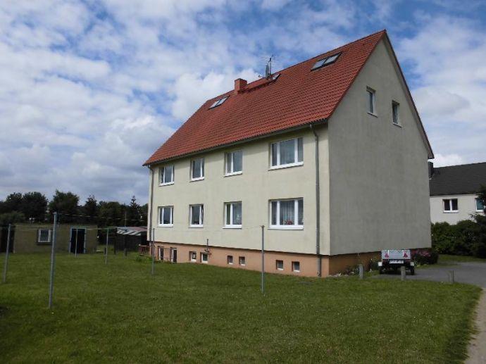 3-Raum-Wohnung nahe Güstrow