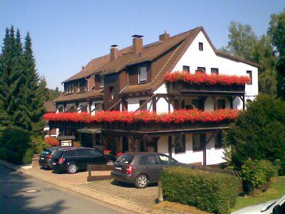 3* Hotel Ingeburg in Bad Sachsa/Südharz