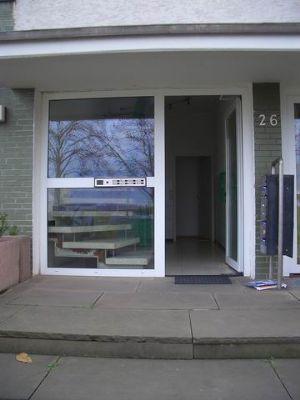 Haus-Eingangsbereich