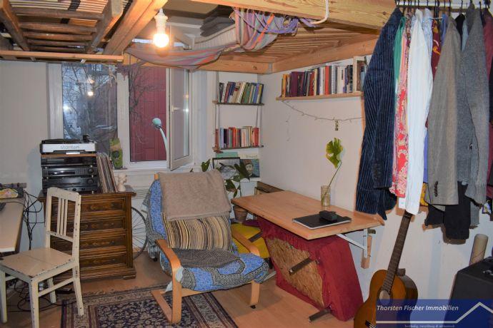 Nordend: 1 Zi.Apartment - optimal für WOCHENENDHEIMFAHRER!