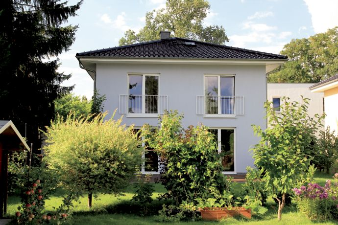 Neubau eines Stadthauses in toller Lage von Mahlow unweit der S-Bahn auf einem Einzelgrundstück!!