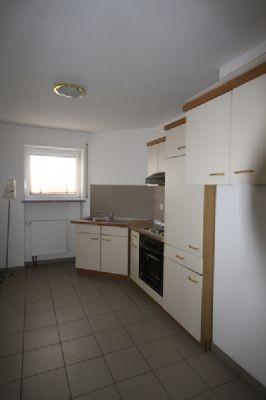 die Küche im Untergeschoss