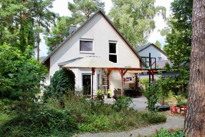 Einfamilienhaus in Waldrandlage