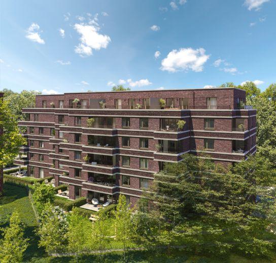 Nah am Stadtpark! 3-Zimmer-Wohnung im BARMBEKER JUNG