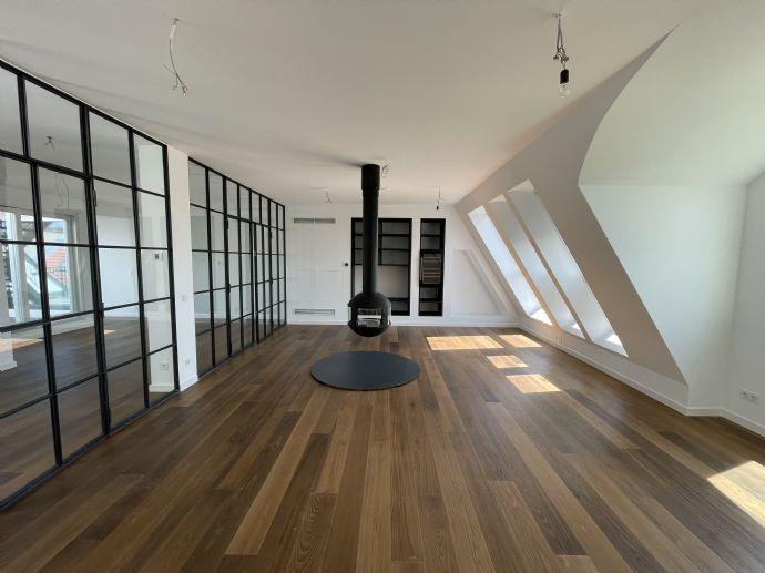 Penthouse 360° Dachterrasse Neubau mit