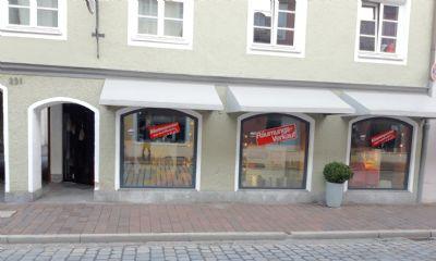 Landsberg Ladenlokale, Ladenflächen