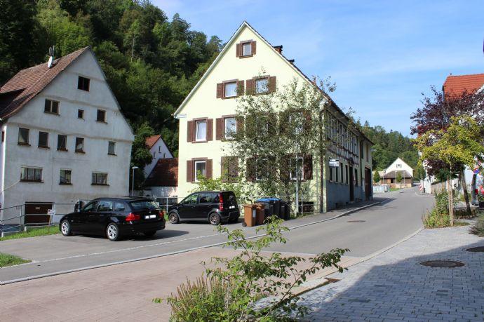 Mehrgenerationen Fachwerkhaus in Horb am Neckar - auch Pendler