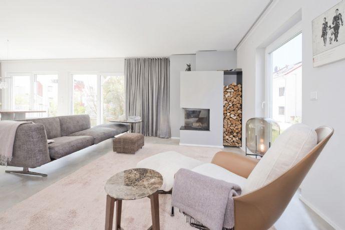 Exklusives Wohnen - modernstes Design - grüne Lage Stuttgarts