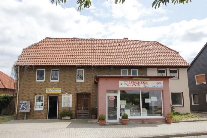 *** Wohn- und Geschäftshaus im Ortszentrum***
