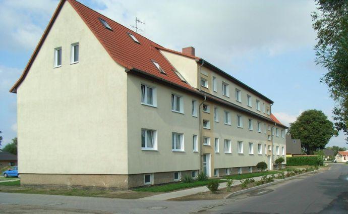 Großzügige 2-Raum-Wohnung über den Dächern von Bentwisch