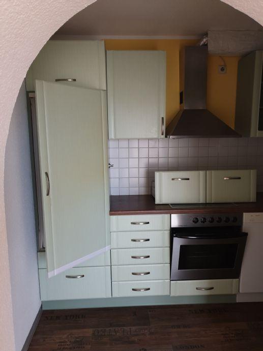BARRIEREFREIE Wohnung mit eigenem Eingang ohne Stufen, Terrasse und Einbauküche