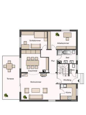 Ein oder zweifamilienhaus beides ist m glich in for Einfamilienhaus oder zweifamilienhaus