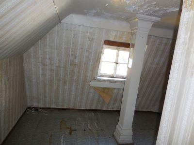 Abstellkammer Dachboden