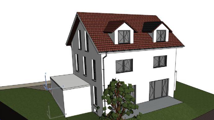 Neubau - Hier wartet Ihr Traumhaus auf Sie - in Kelkheim Grundstück mit Werkvertrag 198 m² feinste Wohnfläche von privat
