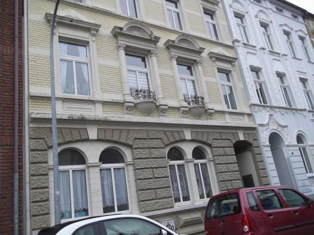 2-Zimmer-Wohnung im Dachgeschoss