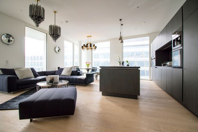 Provisionsfrei: Einzigartiges Luxusapartment im STRANDHAUS by Richard Meier