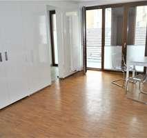 1-Zimmer-Büro mit Wohnmöglichkeit an der
