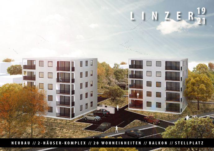 Wohnen in Nähe zur wilden Saale // Neubau // Erstbezug