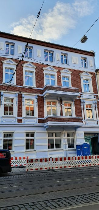 Wohnung mit Charme! 3-Zimmer-Wohnung mit Balkon im 2. Obergeschoss