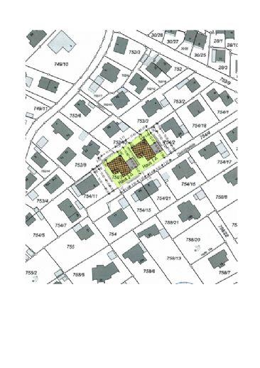 Starnberg Ortsteil Söcking - schön gelegenes Baugrundstück mit genehmigtem Eingabeplan Wohnhaus mit 2 Wohnungen