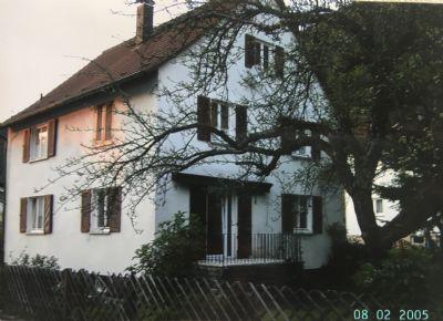 Freistehendes Ein- oder Zweifamilienhaus mit Garten im Herzen von Weißenstein