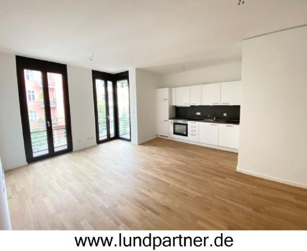 Neubauwohnung zum Wohlfühlen nahe Falkplatz