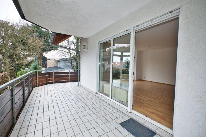Da wohnt man gerne - helle 3 Zimmer-Wohnung am Leimenberg