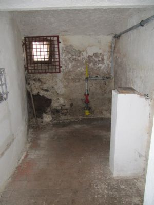Kellerraum (Gasanschluss, still gelegt)