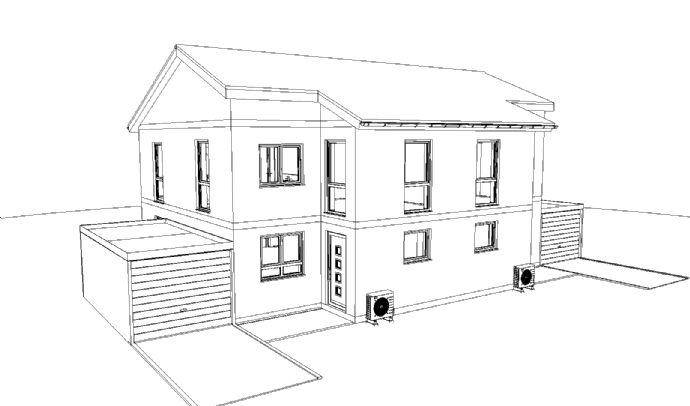 VORANKÜNDIGUNG! Neubau von Doppelhäusern inkl. Grundstück