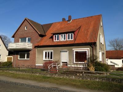 Für die große Familie: Wohnhaus mit viel Platz im Zentrum von Bruchhausen-Vilsen (vielfältig nutzbar!)