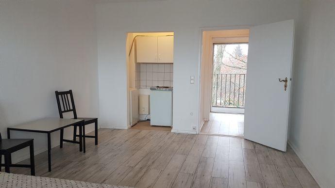 **Bezugsfreie 1-Zimmerwohnung**Reinickendorf**