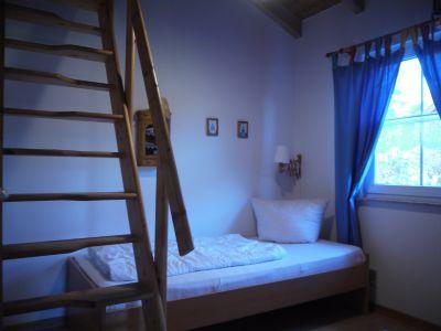 Schlafzimmer 2 mit Alkovenzugang