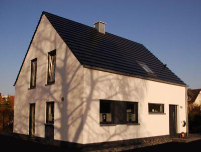 neubau eines freistehenden einfamilienhauses im wohnpark. Black Bedroom Furniture Sets. Home Design Ideas