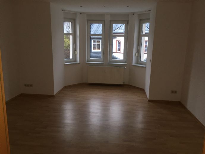 4-Raum-Wohnung mit Tageslichtbad