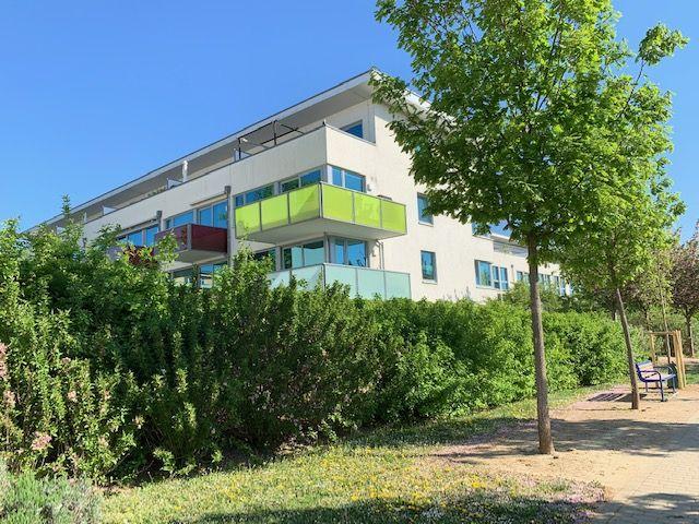 Stilvolle 3,5-Zimmer-Maisonette Wohnung mit zwei Balkonen in Hattersheim am Main