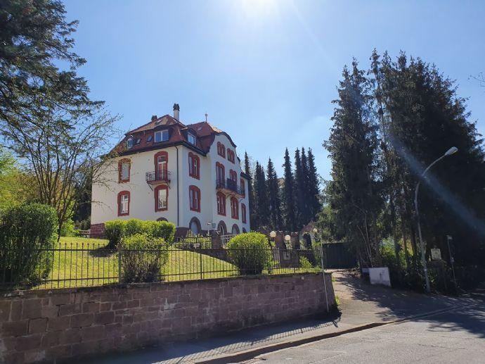 Exklusive Stadtvilla im Rosenviertel