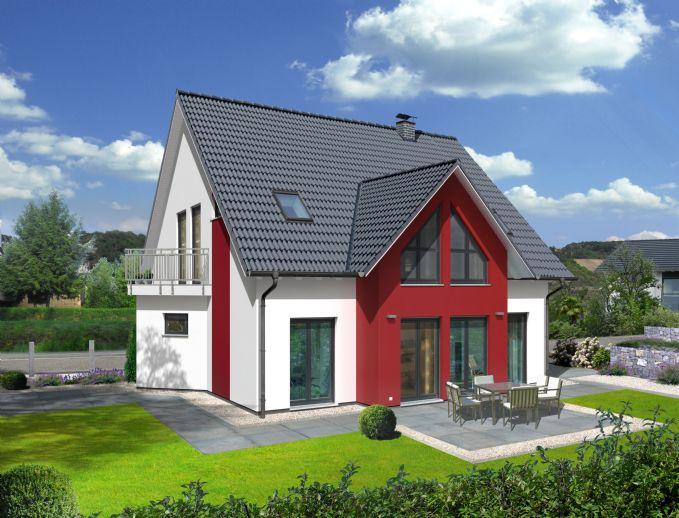 Kompaktes EFH komplett ausgebaut mit Grundstück