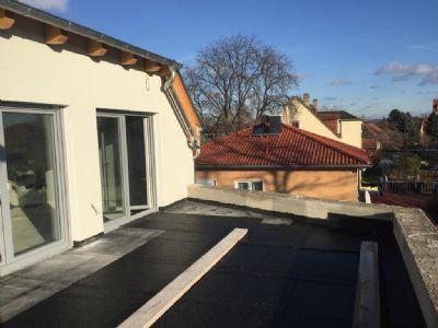 Erstbezug - moderne 5-Zimmerwohnung mit Dachterrasse und Sauna
