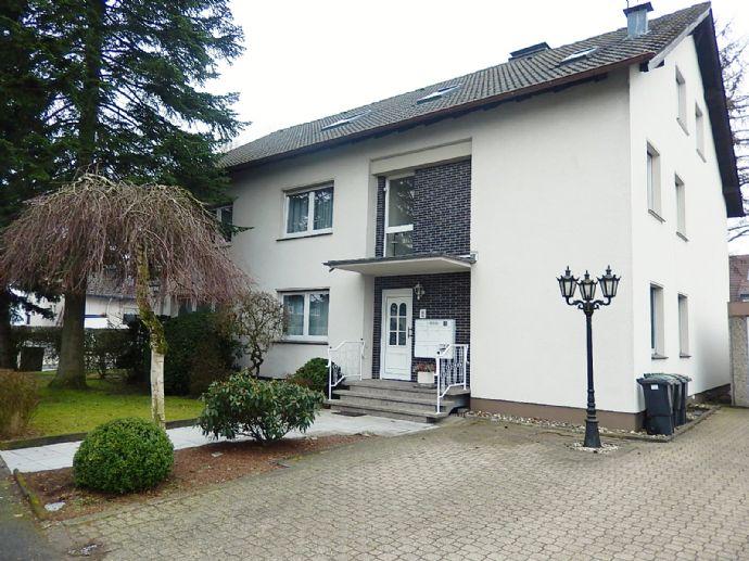 Sehr schön gelegenes 1,5-Zimmer Appartement mit Balkon, neuem Badezimmer und optionaler Einbauküche in Wetter-Volmarstein zu vermieten