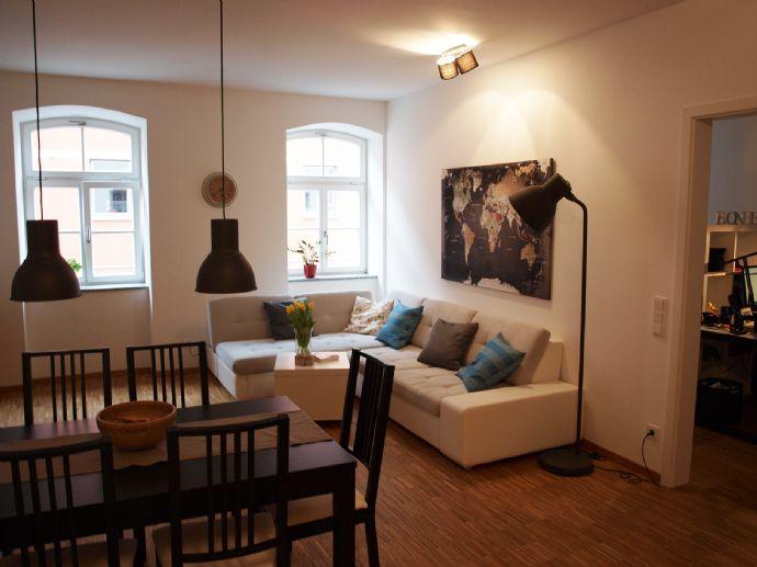 Zentrale, moderne 2-Zimmerwohnung zur Zwischenmiete für 5 Monate