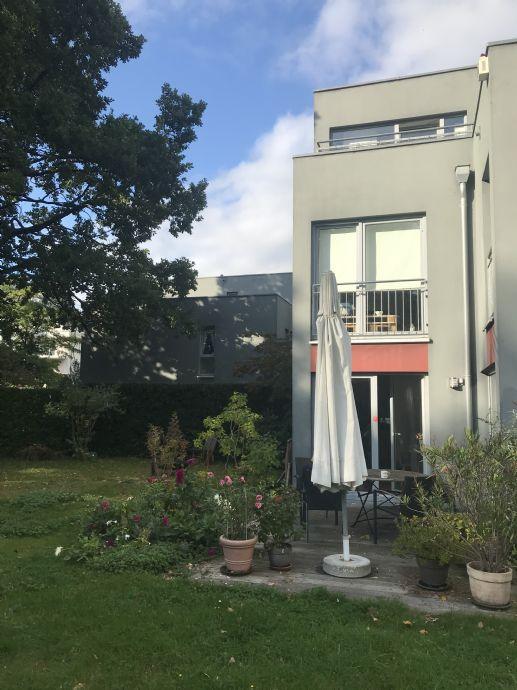 Familienfreundliches Reihenendhaus mit kleinem Garten in ruhiger Lage