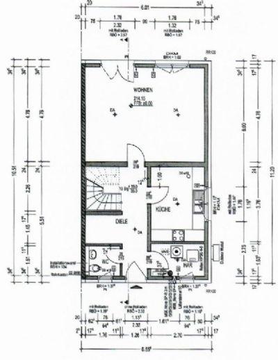 Moderne Doppelhaushälfte im Kreis Lippe - Neubau. Änderungen möglich!