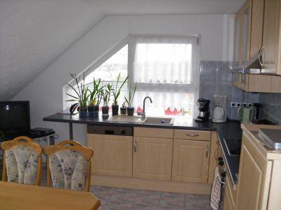 Küche Südfenster