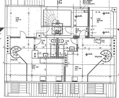 Grundriss Gobbinstraße 14 - Dachgeschoss -2